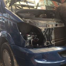 Установка предпускового подогревателя на Форд Транзит