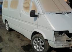 Кузовной ремонт Форд Транзит