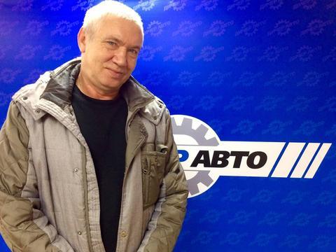 Владимир на Форд Транзит
