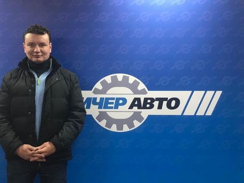 Банников Денис Сергеевич на Форд Транзит